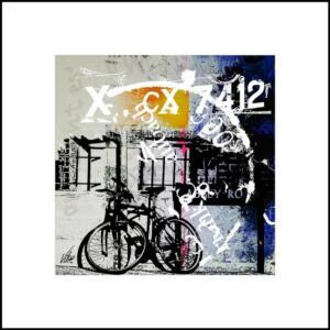 Henkastet cykel