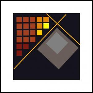 Treogtyve kvadrater