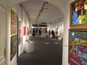 02 Opening at Galerie Gaudi