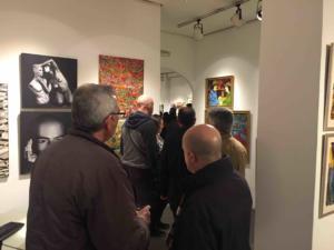 5 Opening at Galerie Gaudi