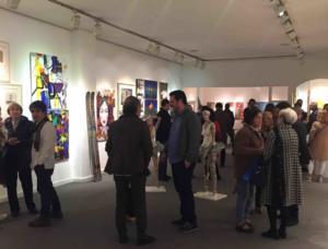 8 Opening at Galerie Gaudi