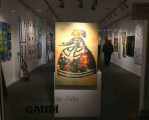 1  Opening at Galerie Gaudi