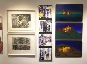 3 Opening at Galerie Gaudi