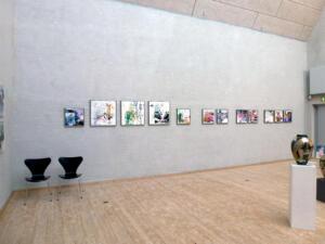 En del af udstillingen